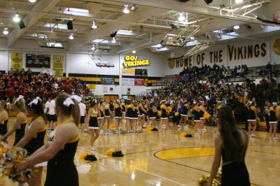 State Wrap Up: Pep Assembly Photo Gallery