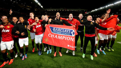 Manchester United Kings Of England