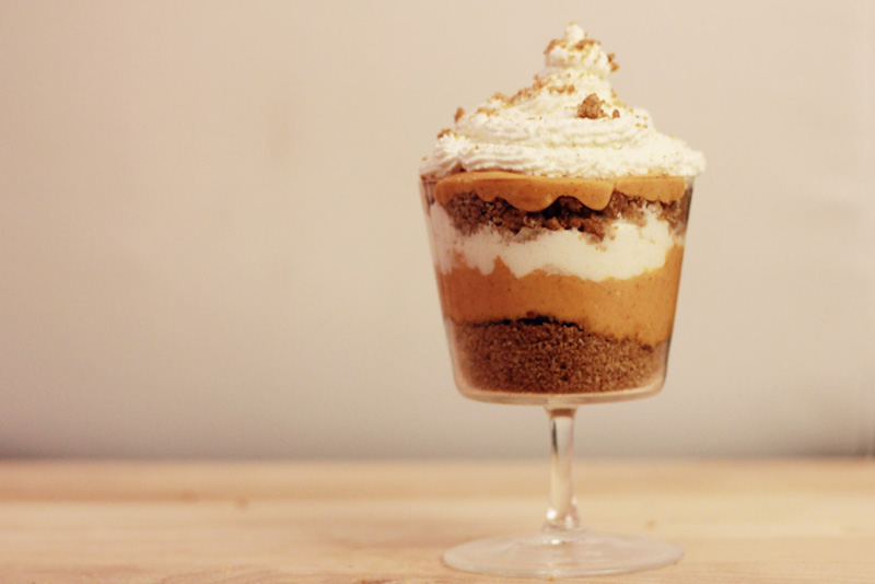 Quick and easy thanksgiving desserts for Quick and easy trifle dessert recipes