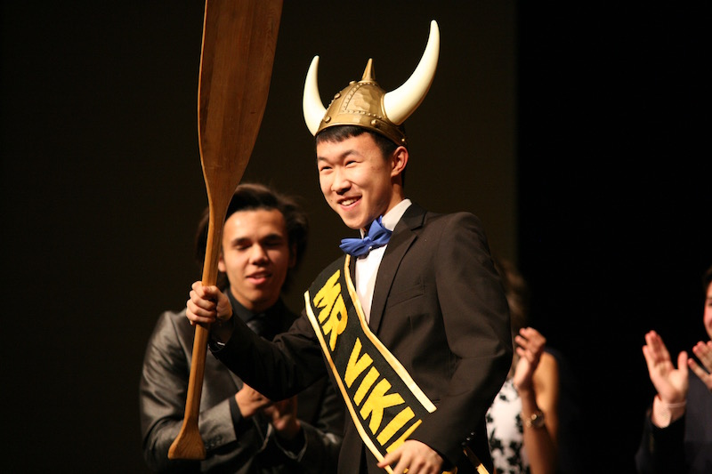 2017 Mr. Viking Pageant