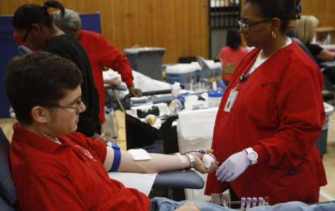 StuCo Blood Drive: Photo Gallery