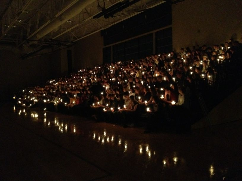 Candlelight+Vigil+Held+In+Student%27s+Honor