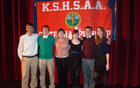 Debate Places First At State