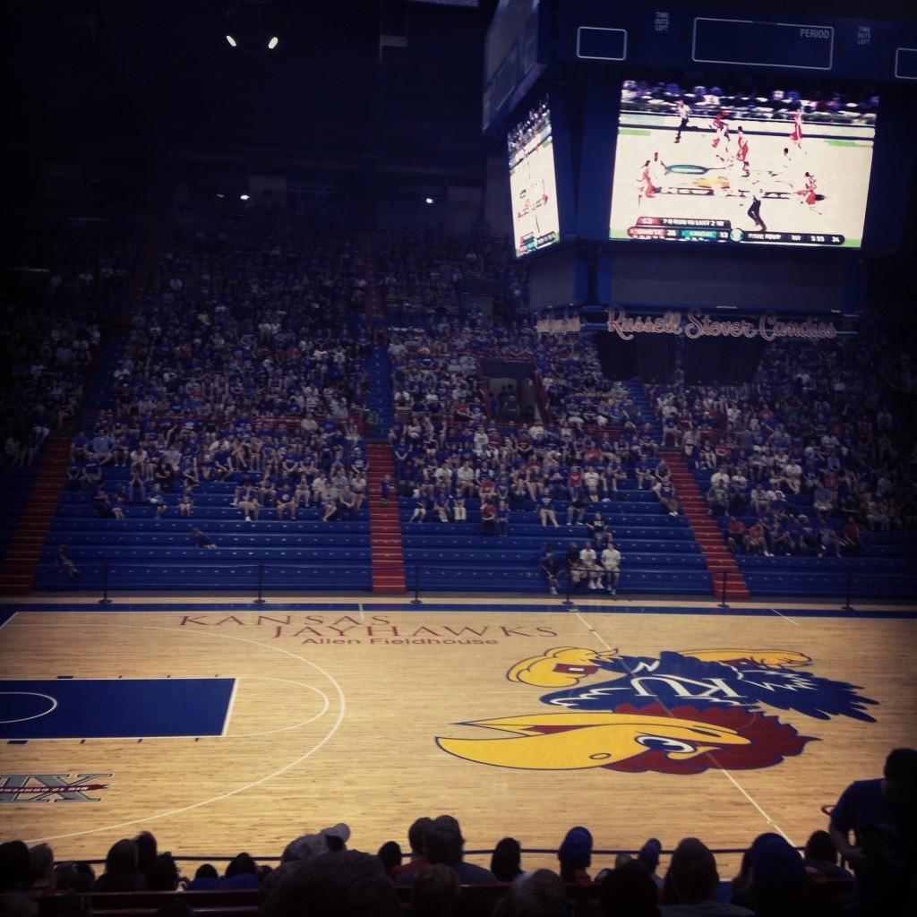 Kansas Jayhawks Earn Spot In NCAA Title Game