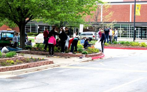 Photo Gallery: West Clean-Up Day