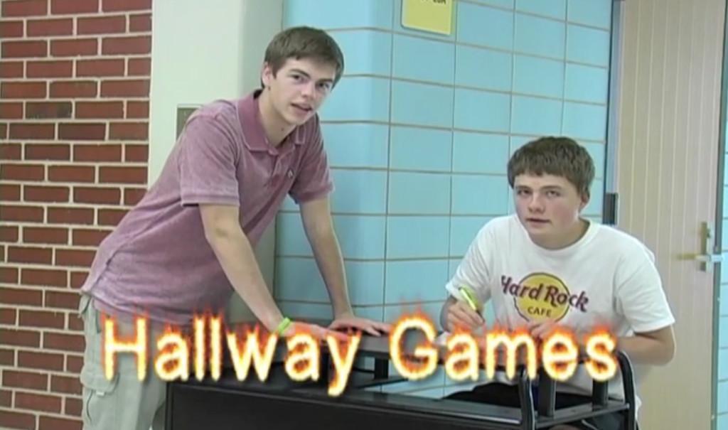 Hallway Games Episode 1: Ghosting
