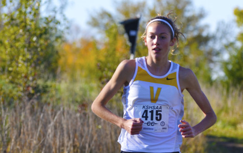 Alli Cash Wins State Cross Country