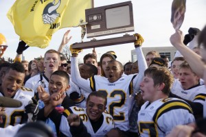 Taking State: Football Team Wins 6A State Championship