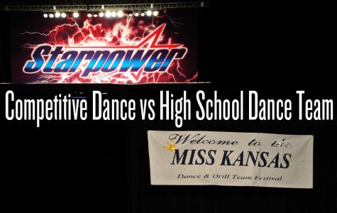 Competitive Dance vs. High School Dance Team