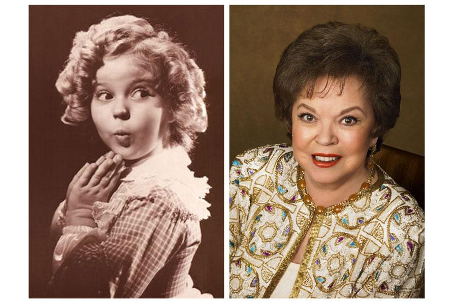 Child Star Shirley Temple Black Dies