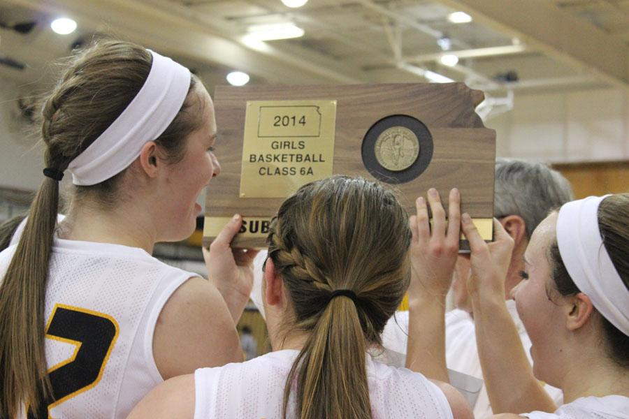 Gallery: Girl's Basketball Sub-State Champions