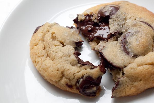 Ode to the Melty Cookie