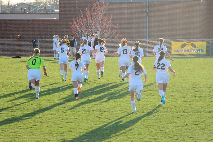 Gallery: Girl's Varsity Soccer vs. SMNW