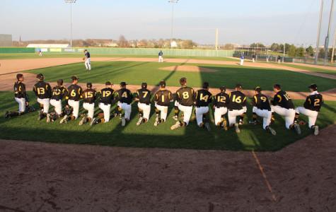 Gallery: Baseball vs Olathe Northwest
