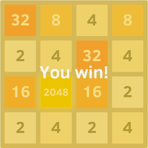 App Review: 2048