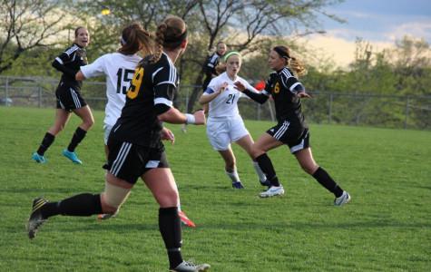 Gallery: Girl's Soccer vs. SMEast