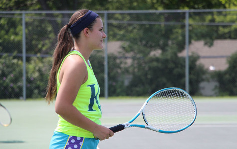 Gallery: Tennis Tryouts