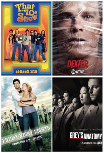 Hanna's Netflix Recommendations