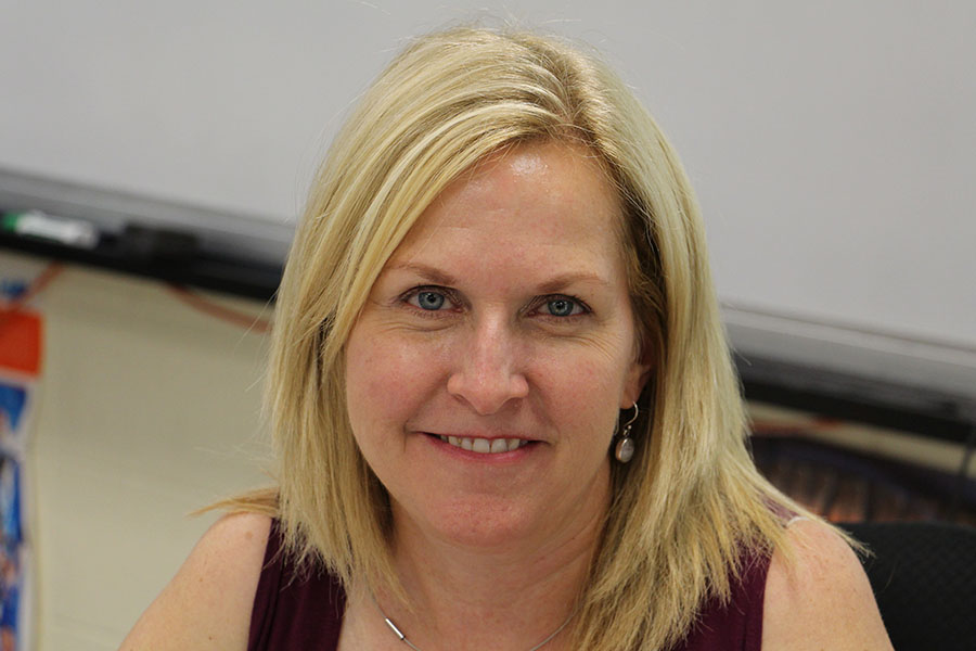 Teacher Spotlight - Pam Konczal