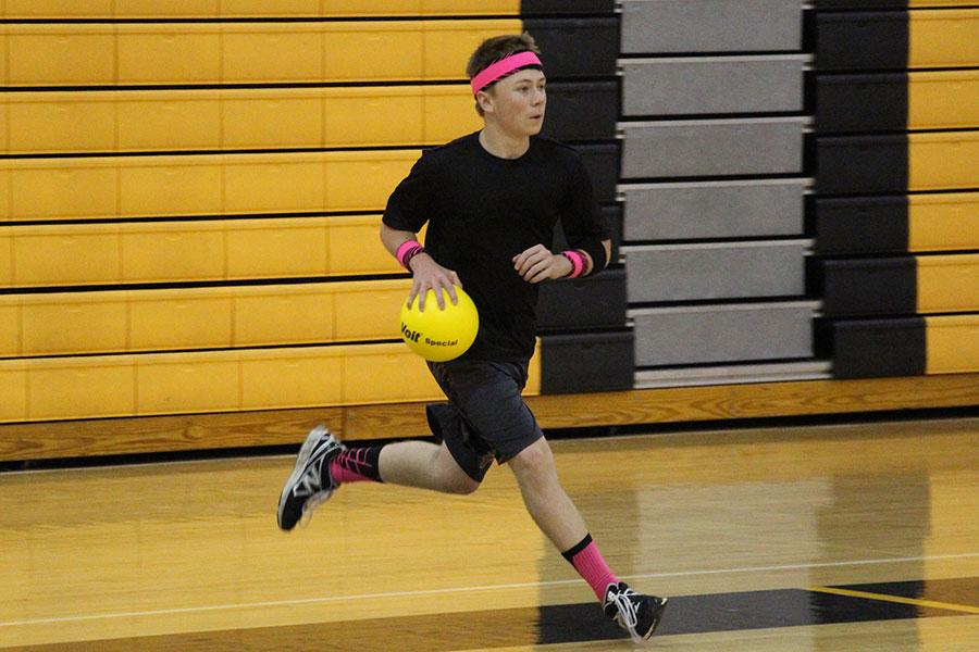 Dodgeball: Day One - Morning