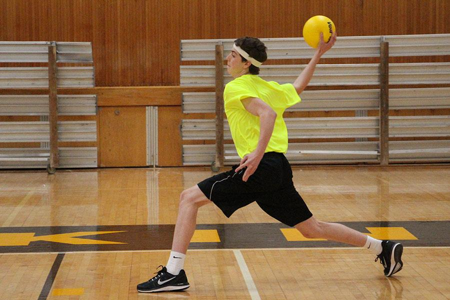 Dodgeball: Day One - Afternoon