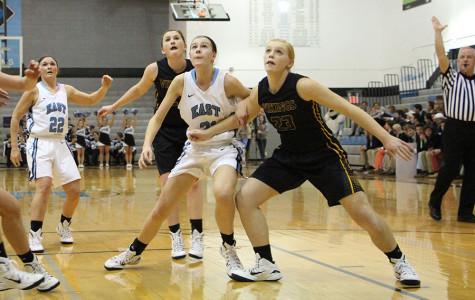 Gallery: Girls Basketball vs. East