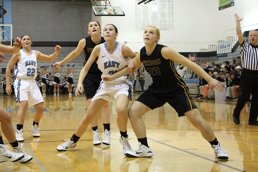 Gallery: Girls Basketball vs. East