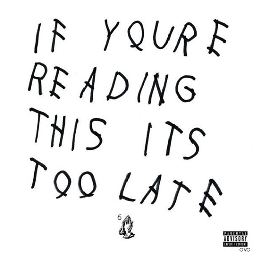 Review: If You're Reading This It's Too Late