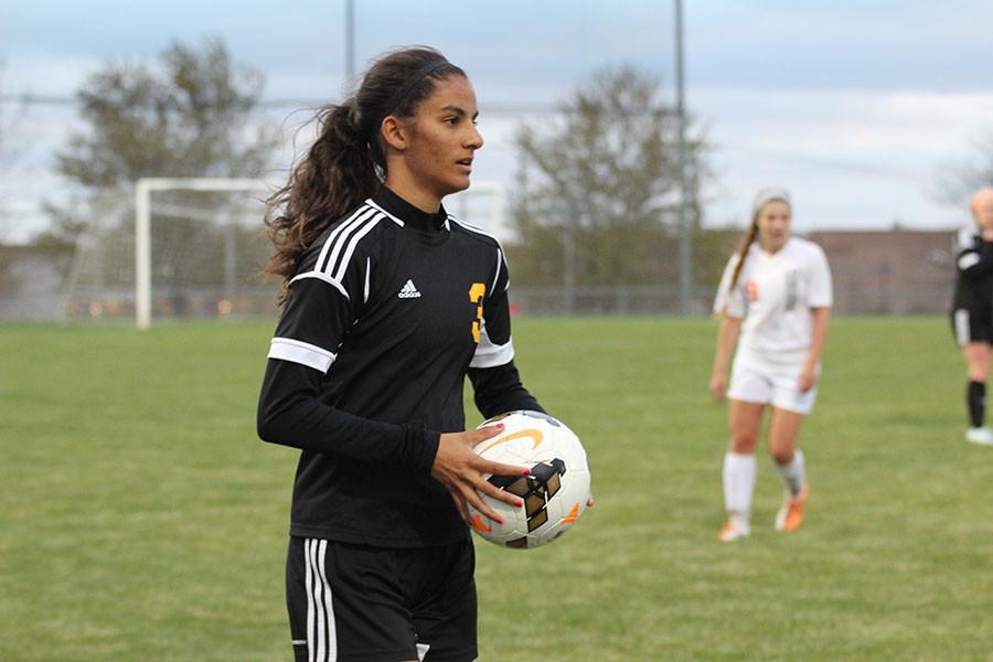 Gallery: Girl's JV/Varsity Soccer vs. SM Northwest