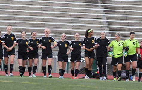 Gallery: Girl's Soccer vs. SM South