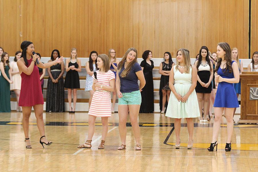 Gallery: Prom Pep Assembly