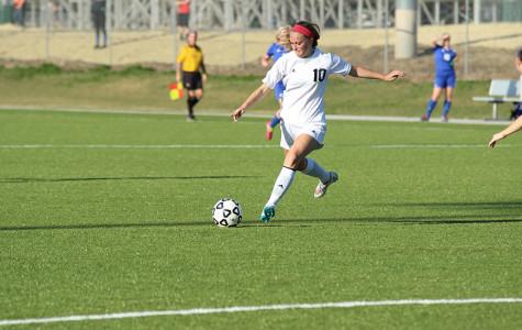 Gallery: Girl's Varsity Soccer vs. Washburn Rural
