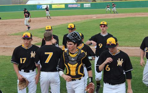 Gallery: Boys Varsity Baseball vs. Lawrence