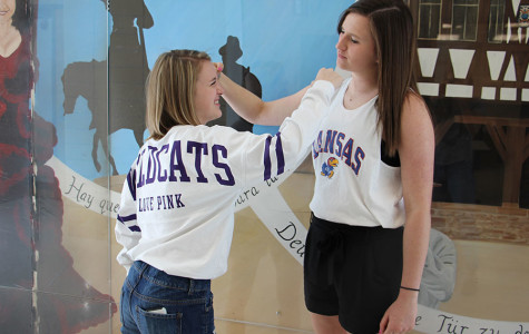 Gallery: Senior College Spirit Wear