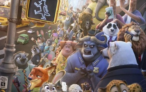 "A Kid Again (A Review of Disney's ""Zootopia"")"