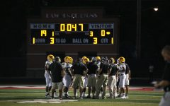 Vikings Crushed by Lawrence Lions 49-19