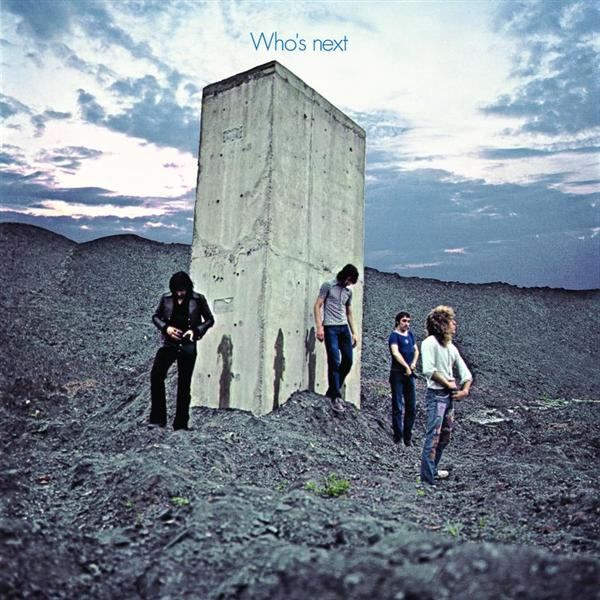 Album Review: Who's Next- The Who