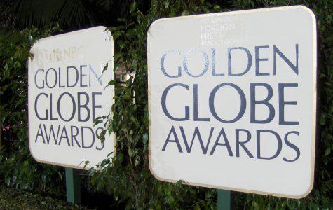 The Golden Globes in Black