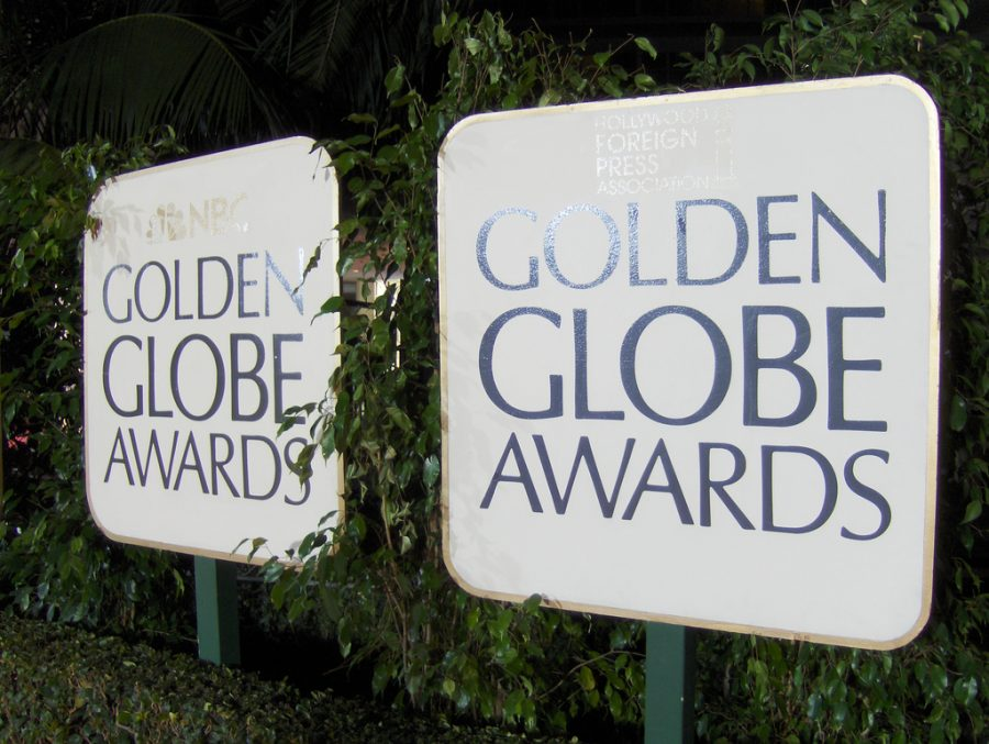 The+Golden+Globes+in+Black