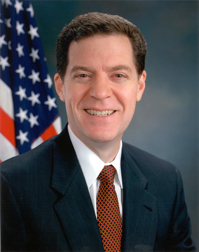 Former Governor Sam Brownback.