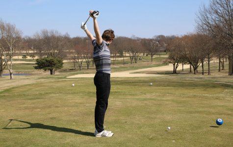 Boys Golf Practice 3.22.18