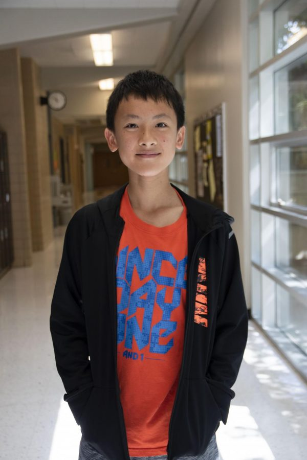 Faces in the Hall: Eric Qiang